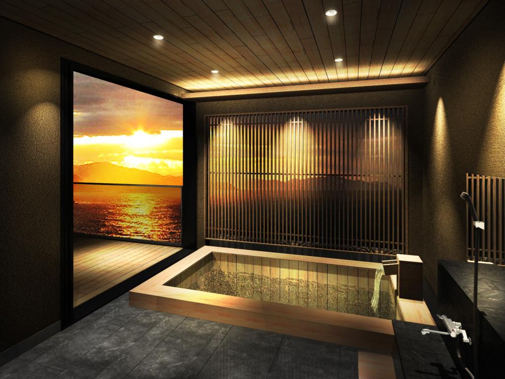 07客室浴槽